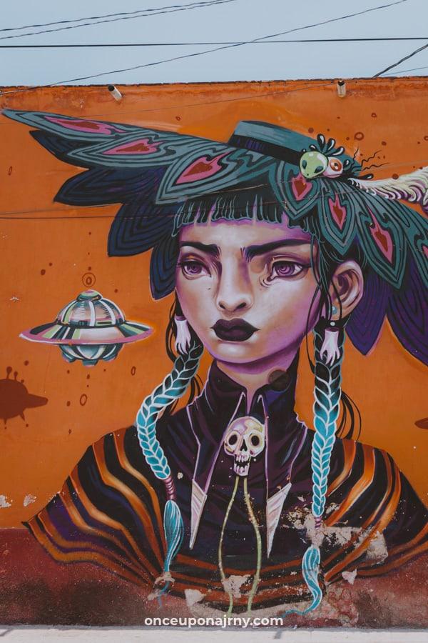 Street Art San Miguel de Allende