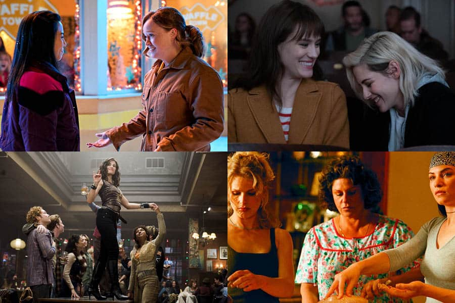 best lesbian christmas movies and shows