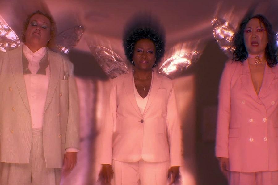 Friendsgiving 2020 fairy gaymothers