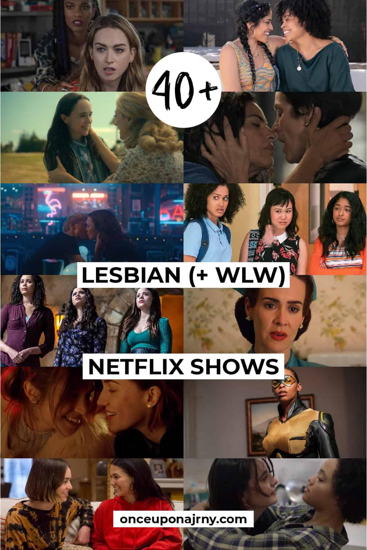 wlw lesbian netflix shows