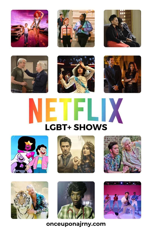 Best LGBT Netflix shows