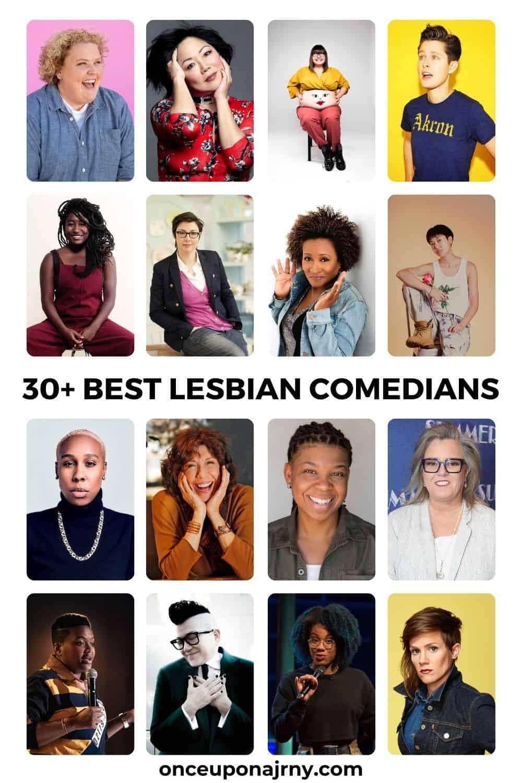 Best Lesbian Comedians