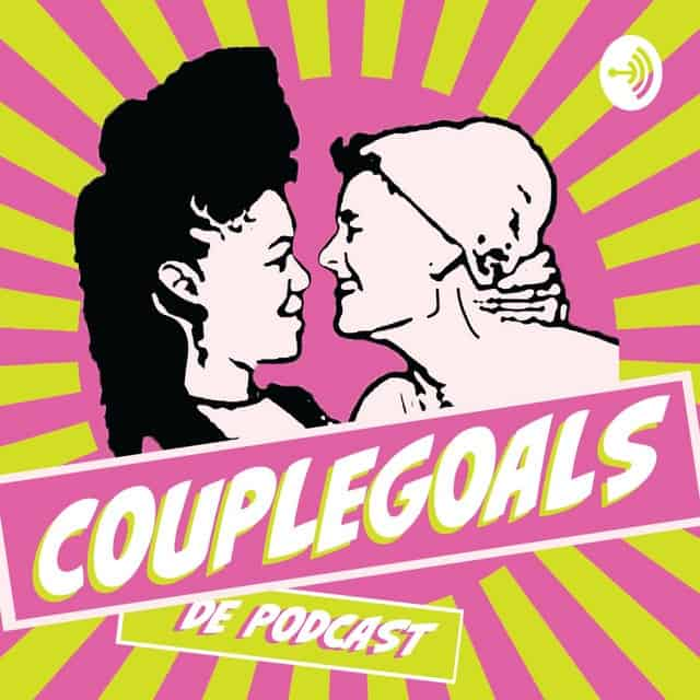 CoupleGoals de podcast - Mandy Woelkens & Roos de Vries