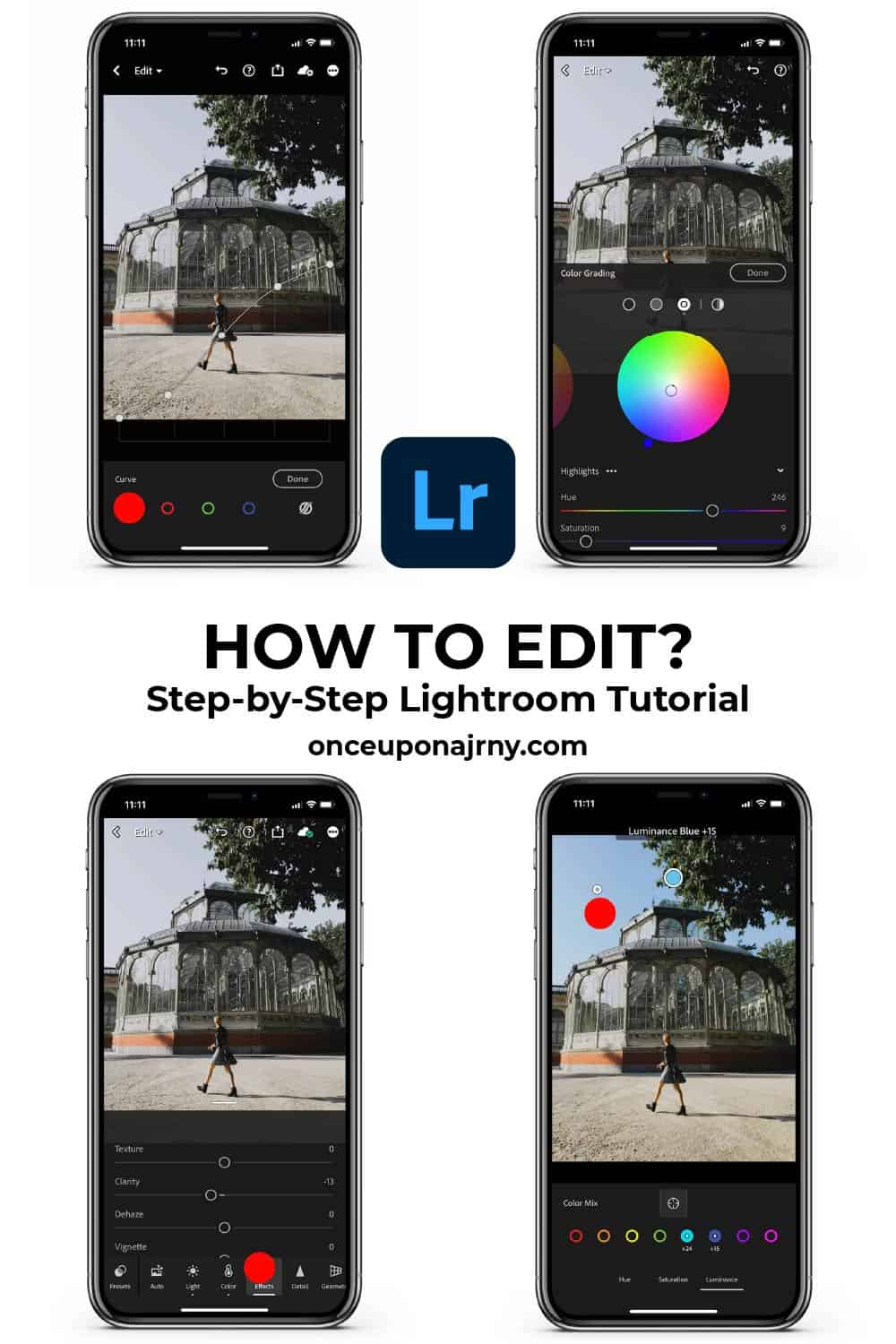 How to Edit Lightroom Tutorial