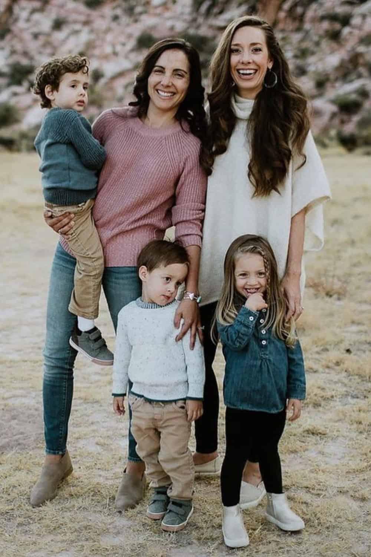 @raffinee lesbian family