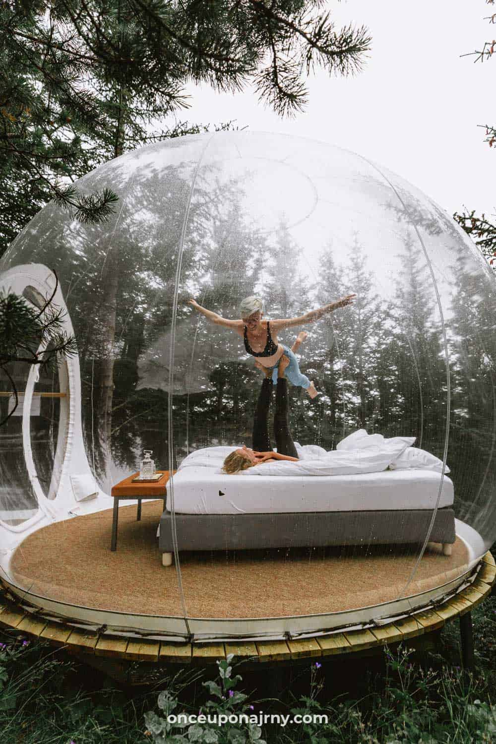 Bubble Hotel Cool Hotels Iceland