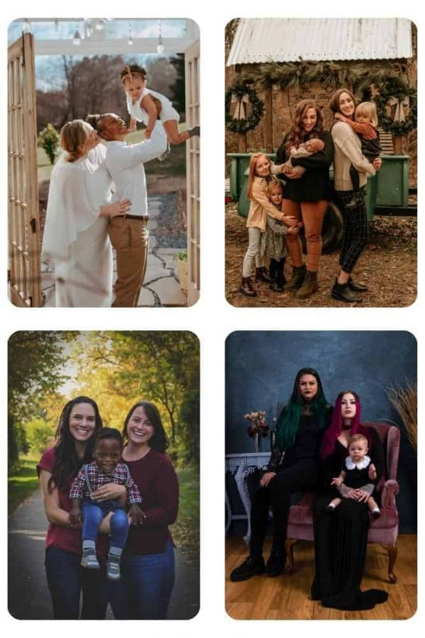 19x Queer & Lesbian Family Stories | LOVE Makes a Family