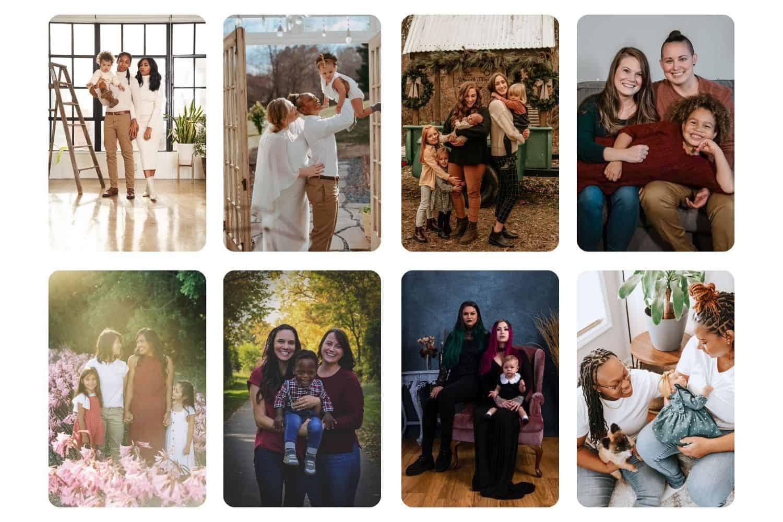 Lesbian Family Stories