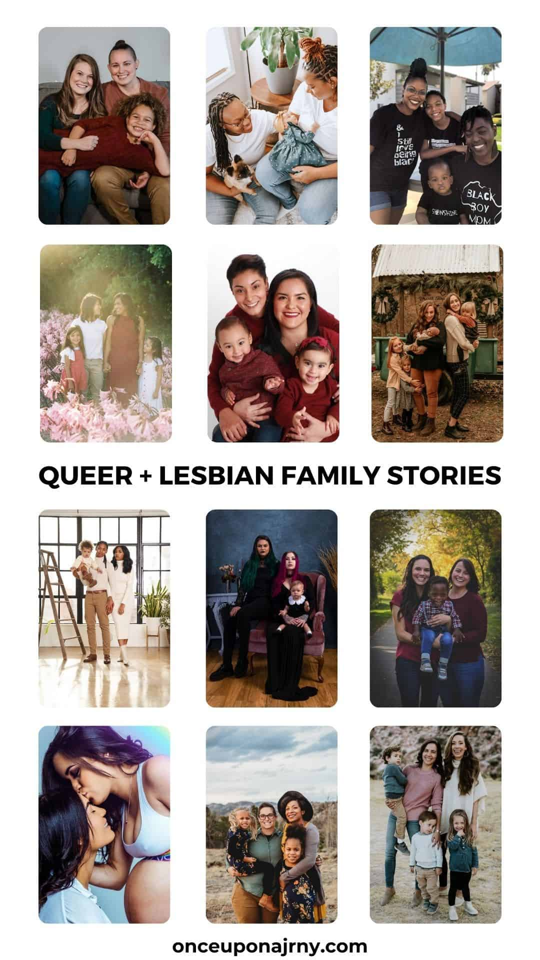 Queer Lesbian Family Stories
