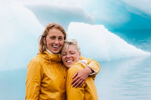 Roxanne and Maartje Lesbian Travel Couple Once Upon A Journey