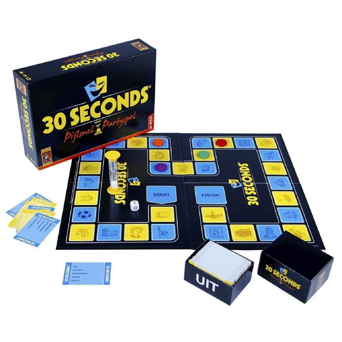 30 Seconds spel