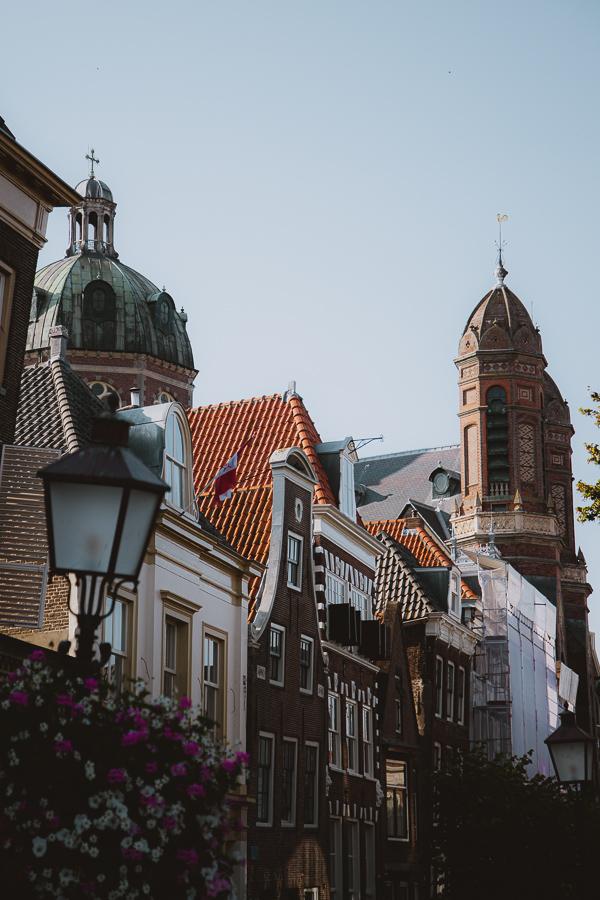 Grote Kerk Hoorn stadswandeling Hoorn centrum