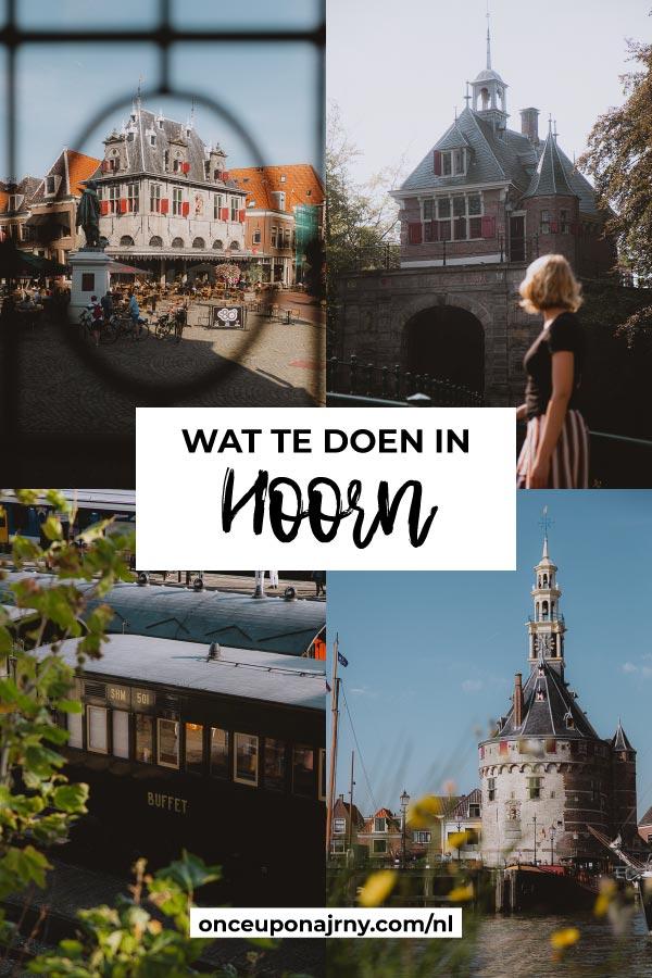 Hoorn bezienswaardigheden wat te doen in Hoorn
