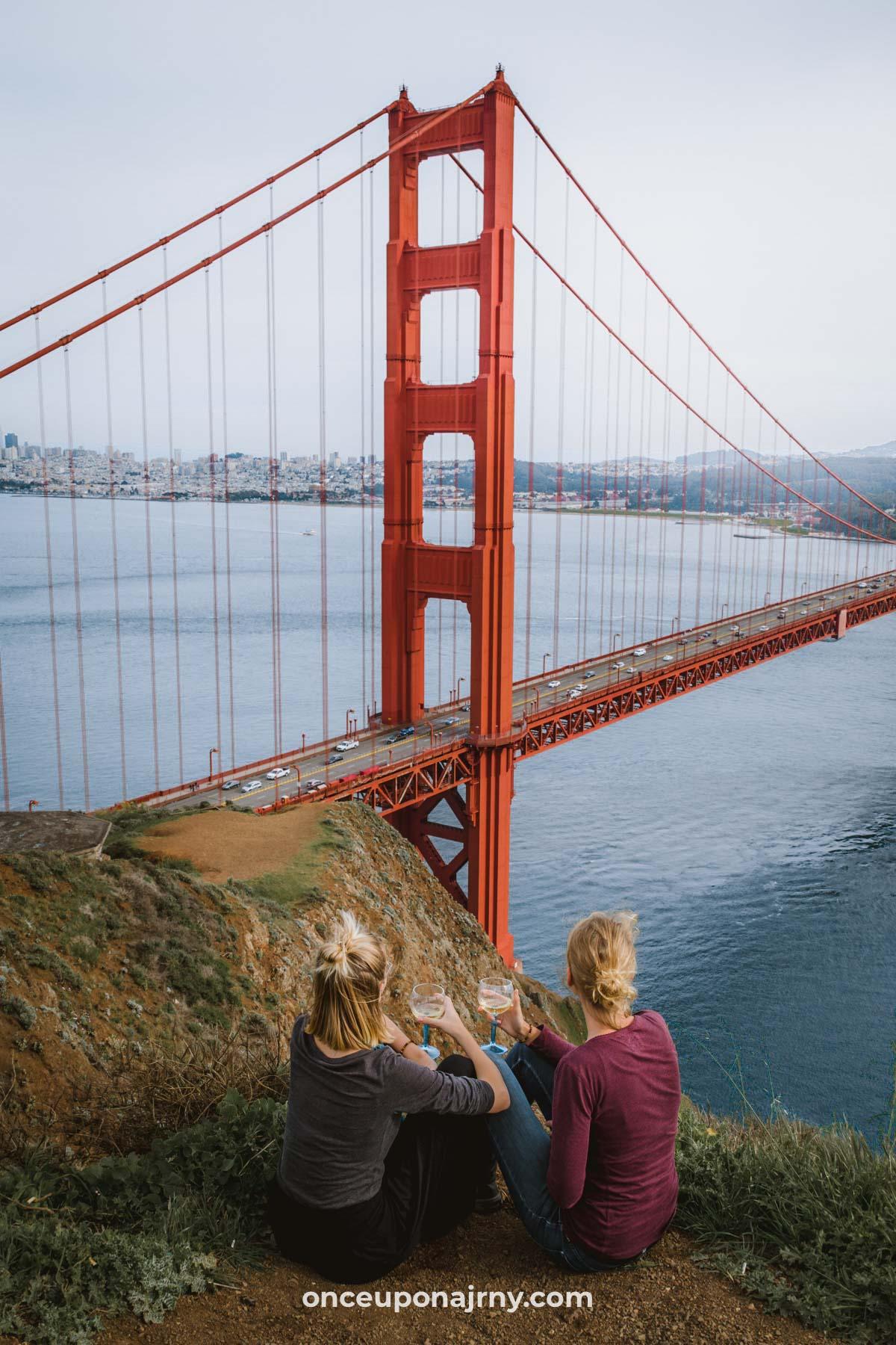 San Francisco Lesbian USA Destination