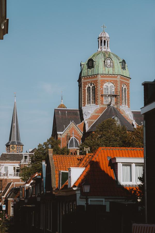 Stadswandeling Hoorn centrum Grote Kerk Hoorn