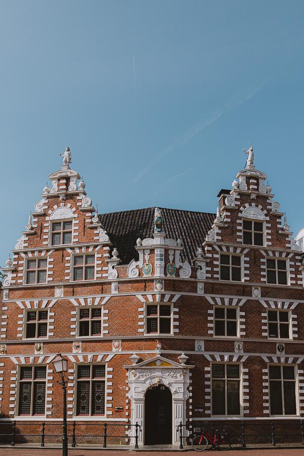 Statenlogement winkelen Hoorn