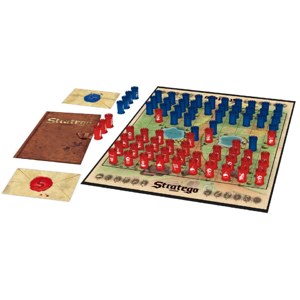 Stratego bordspel