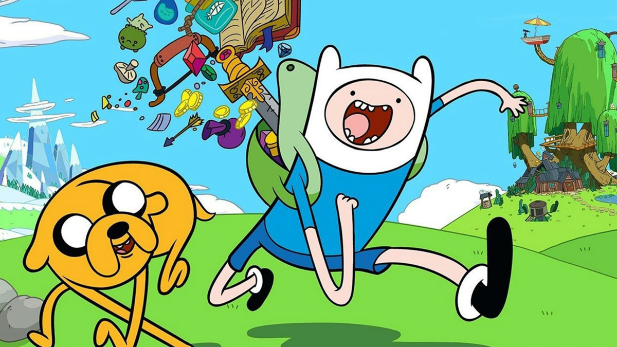 adventure time 2010