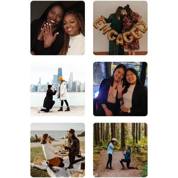Lesbian Proposal Ideas + Real Life Stories!