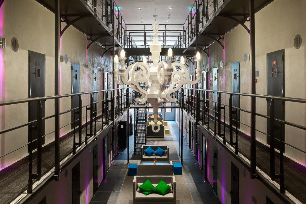 Overnachten detentiecentrum het arresthuis roermond