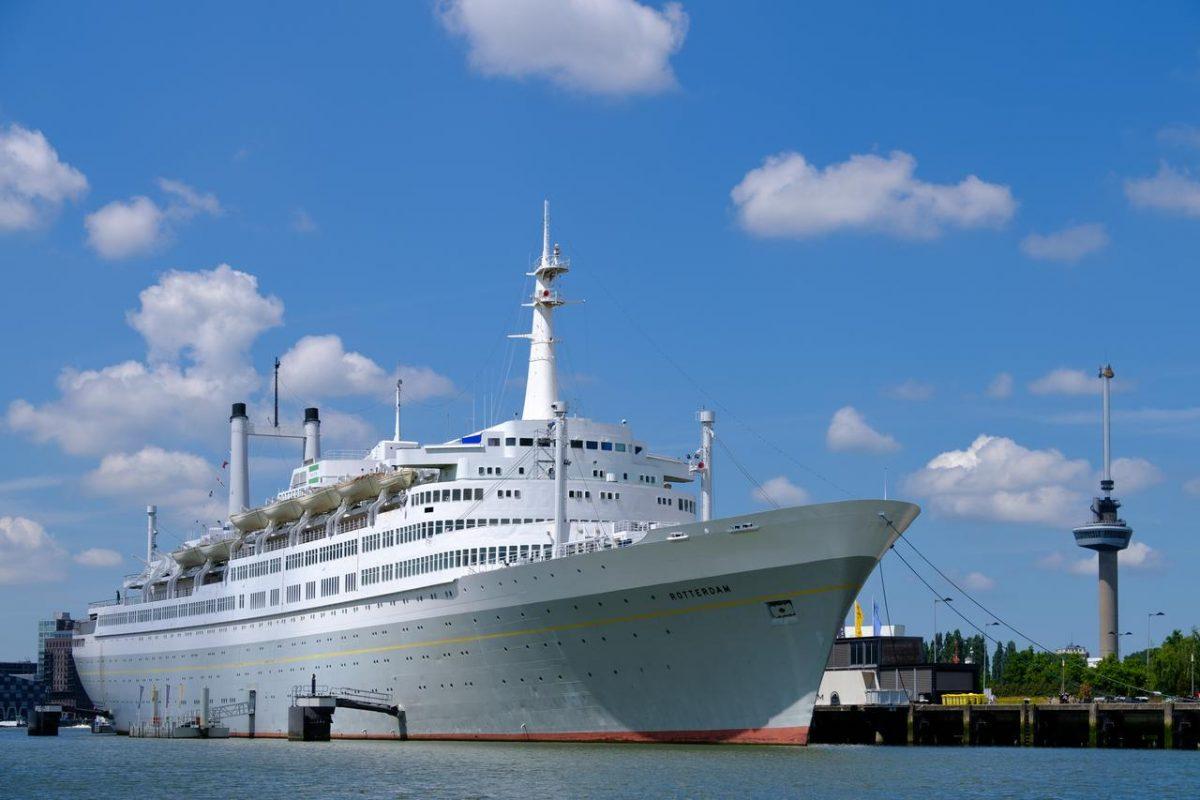 overnachten cruise ss rotterdam hotel