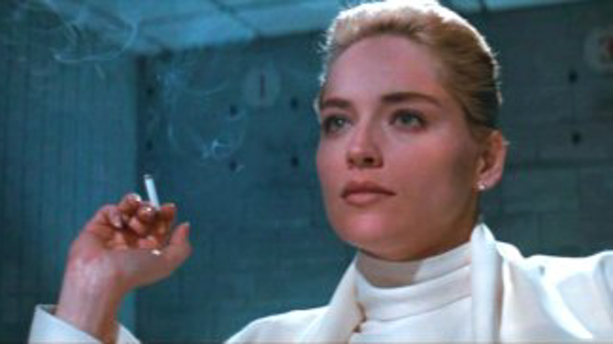 Basic Instinct 1992 lesbian netflix movies