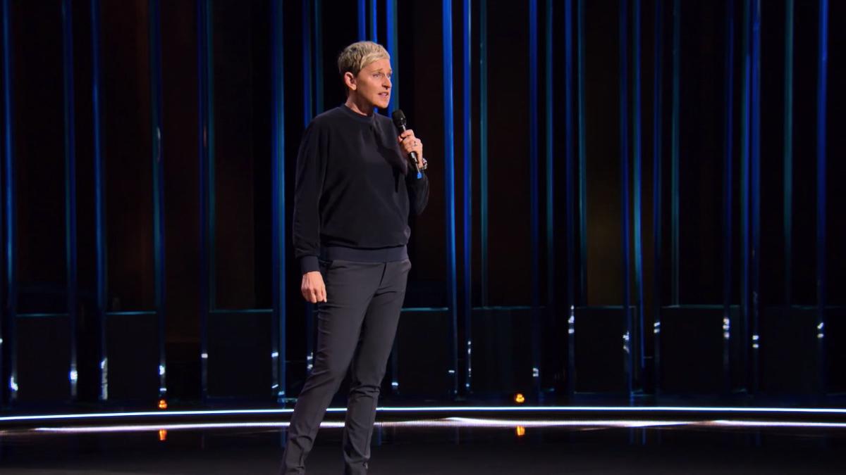Ellen DeGeneres- Relatable 2018