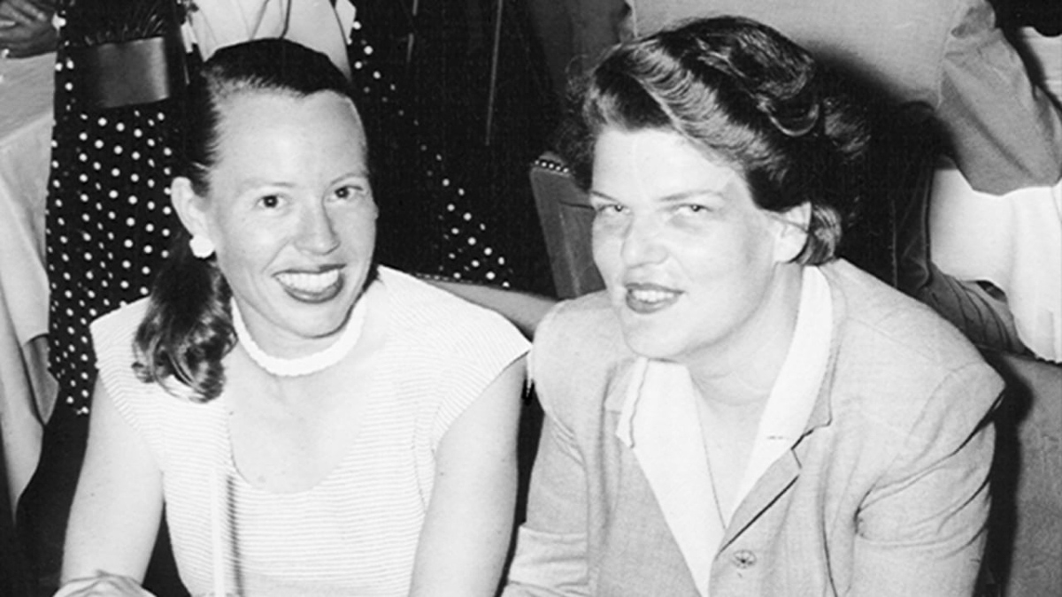 No Secret Anymore The Times of Del Martin and Phyllis Lyon (2003) lesbian documentary prime video