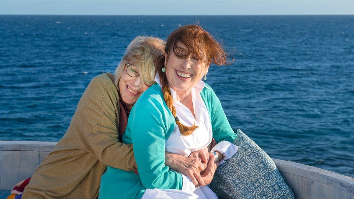 Salir del Ropero 2019 my grandma is a lesbian movie netflix