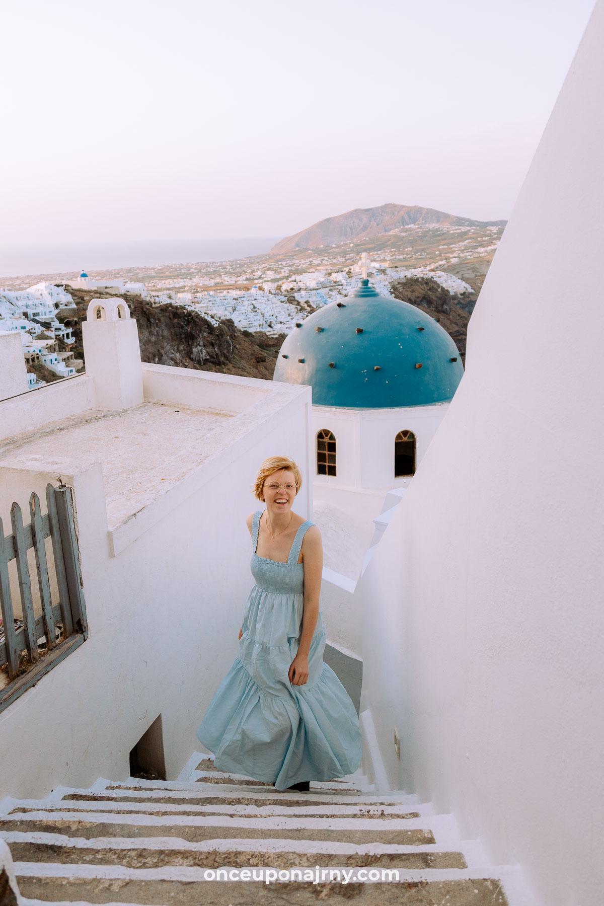 Anastasi Church, Imerovigli, Santorini photo spots