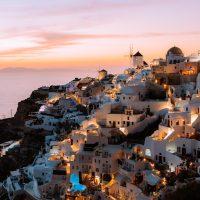 Sunset Oia Photo Spots Santorini