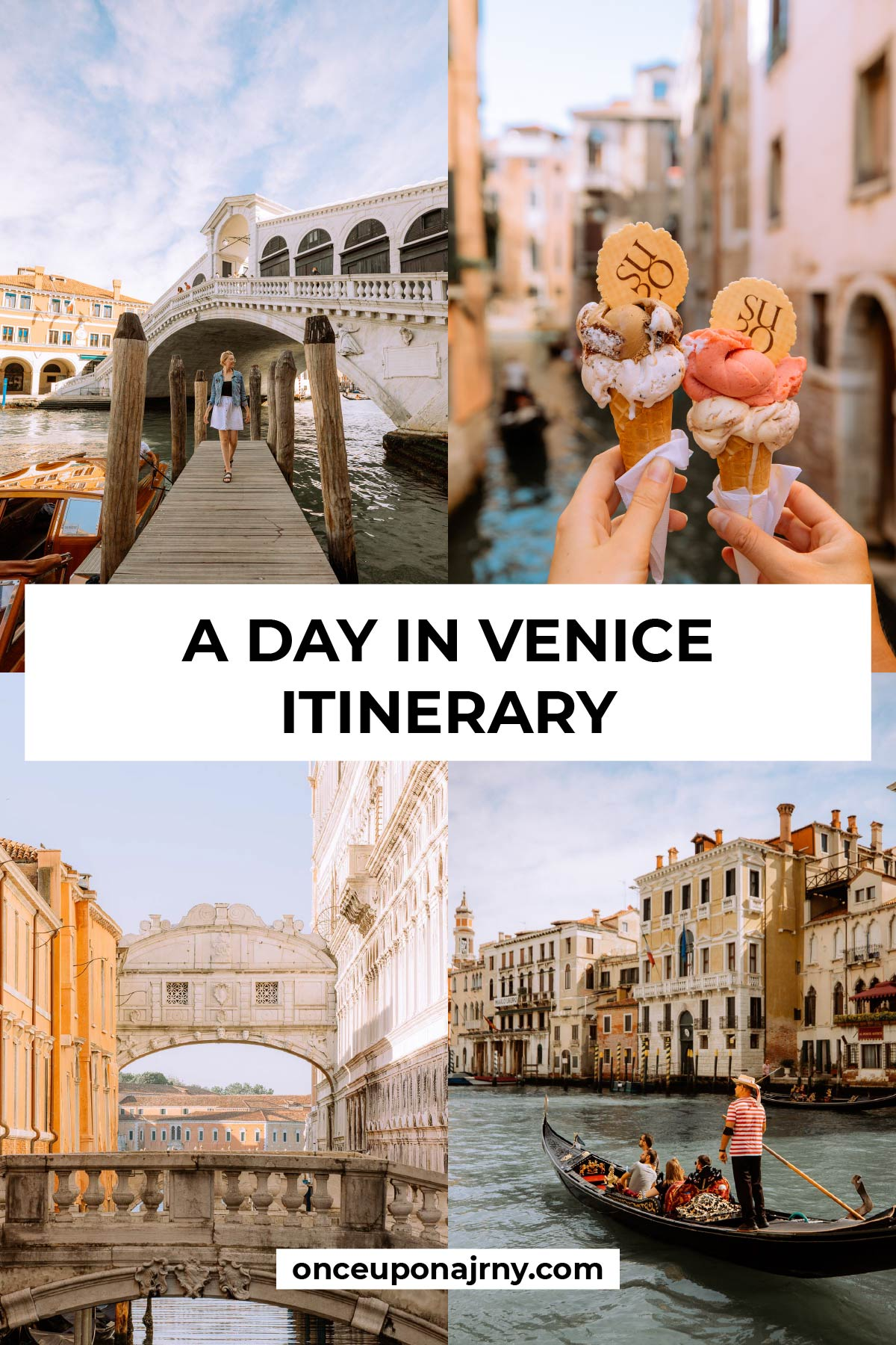 A Day In Venice Itinerary