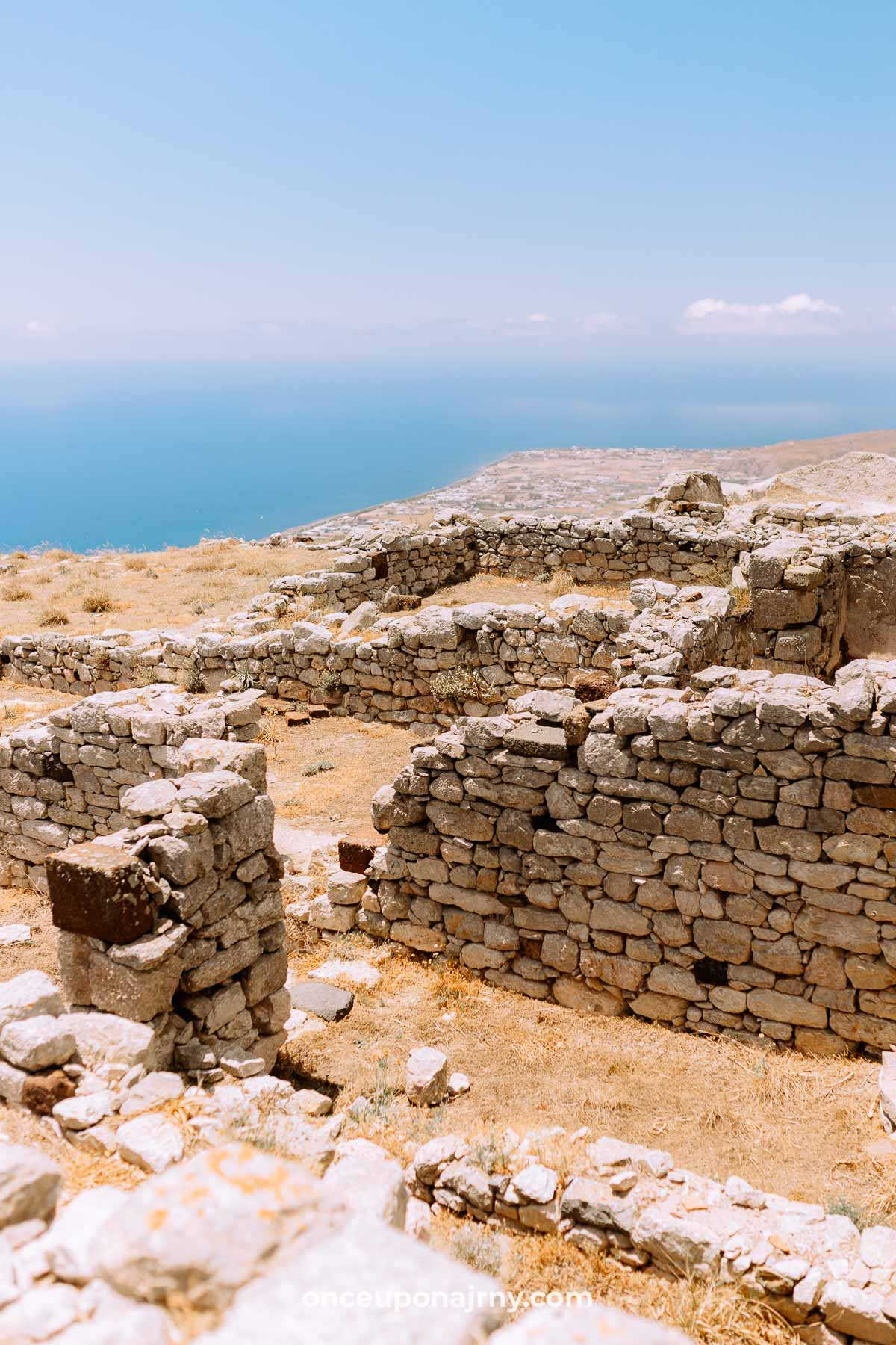 Ancient Thera Santorini things to do