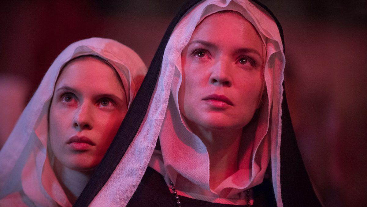 Benedetta 2021 lesbian movie