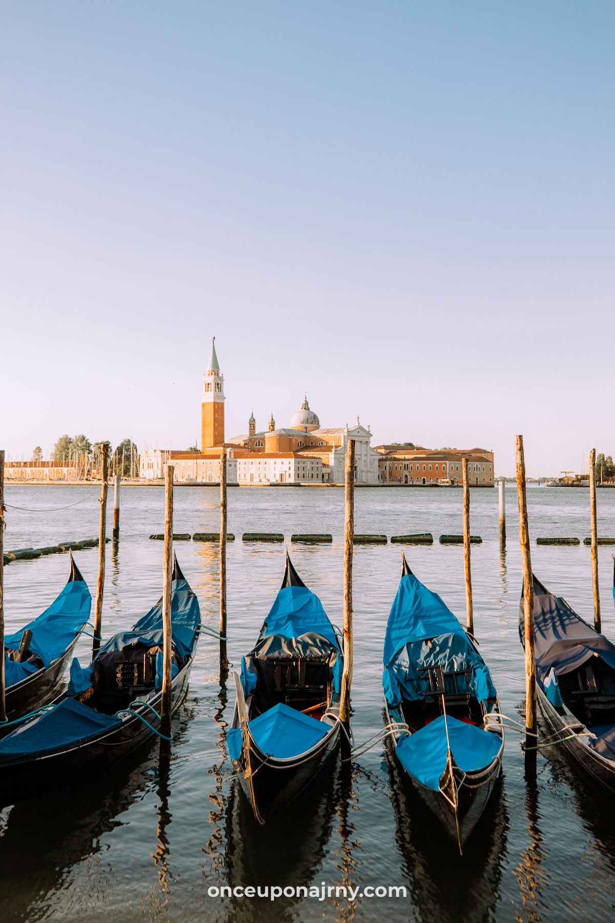 Gondola Station Piazza San Marco A Day in Venice itinerary
