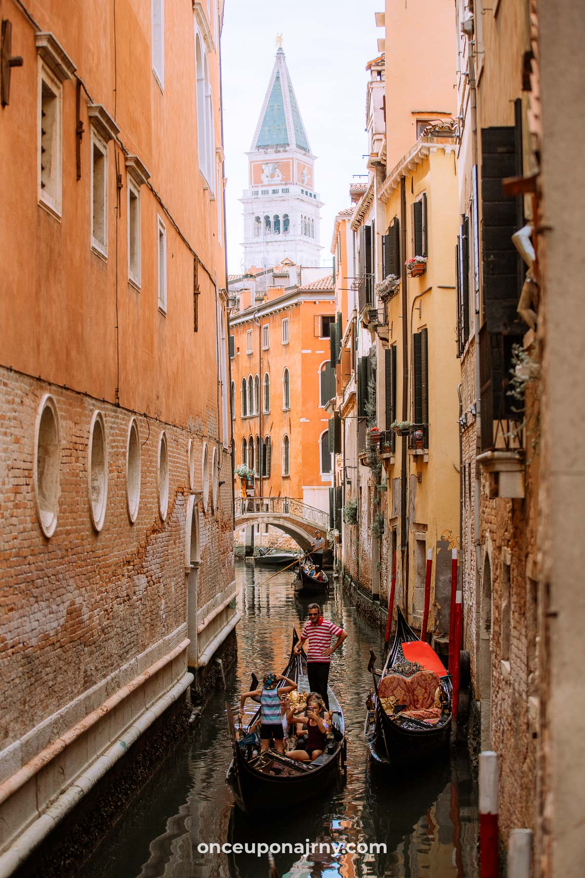 Gondola Venice itinerary Best Things To Do In Venice