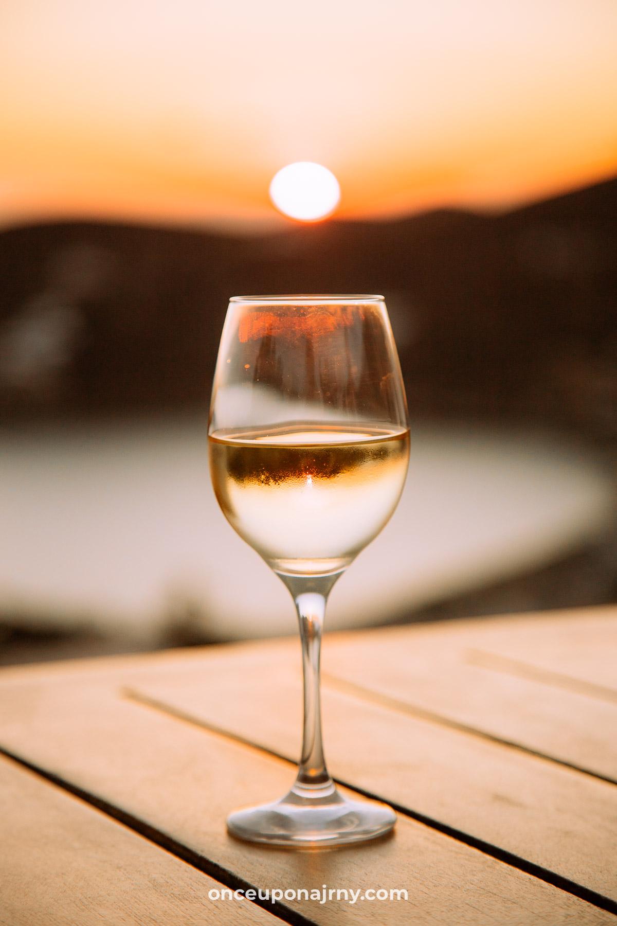 Greek Wine Santorini Wine