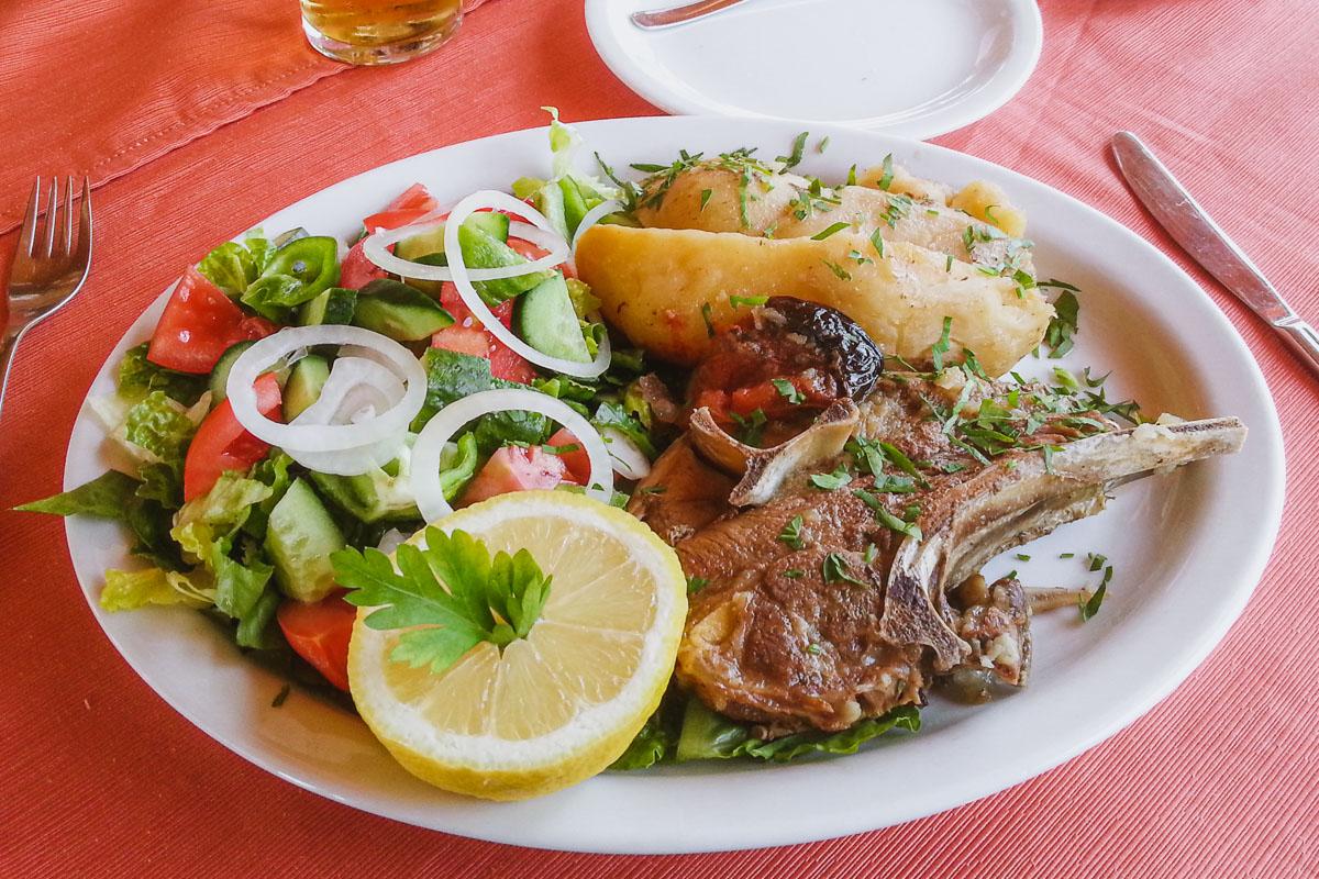 Kleftiko Greek Lamb Dish