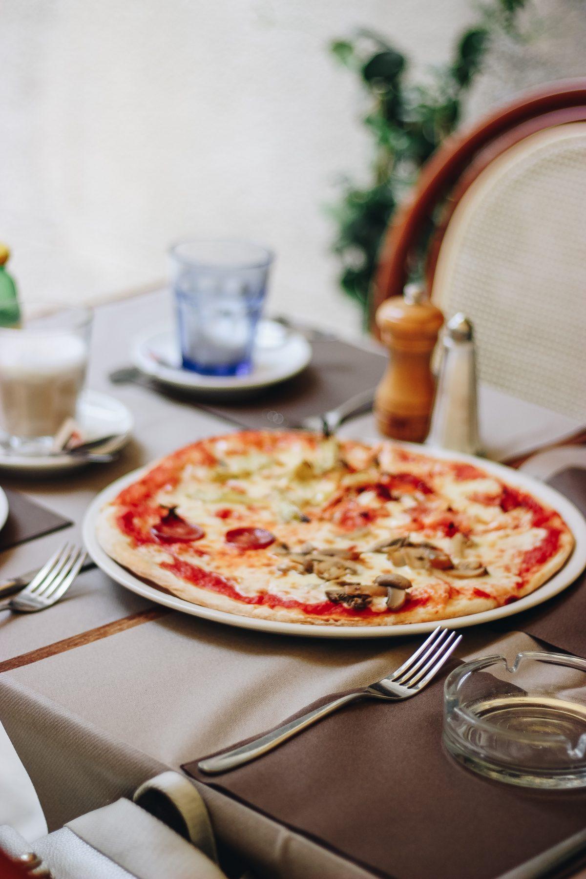 Venice Food Italian Pizza