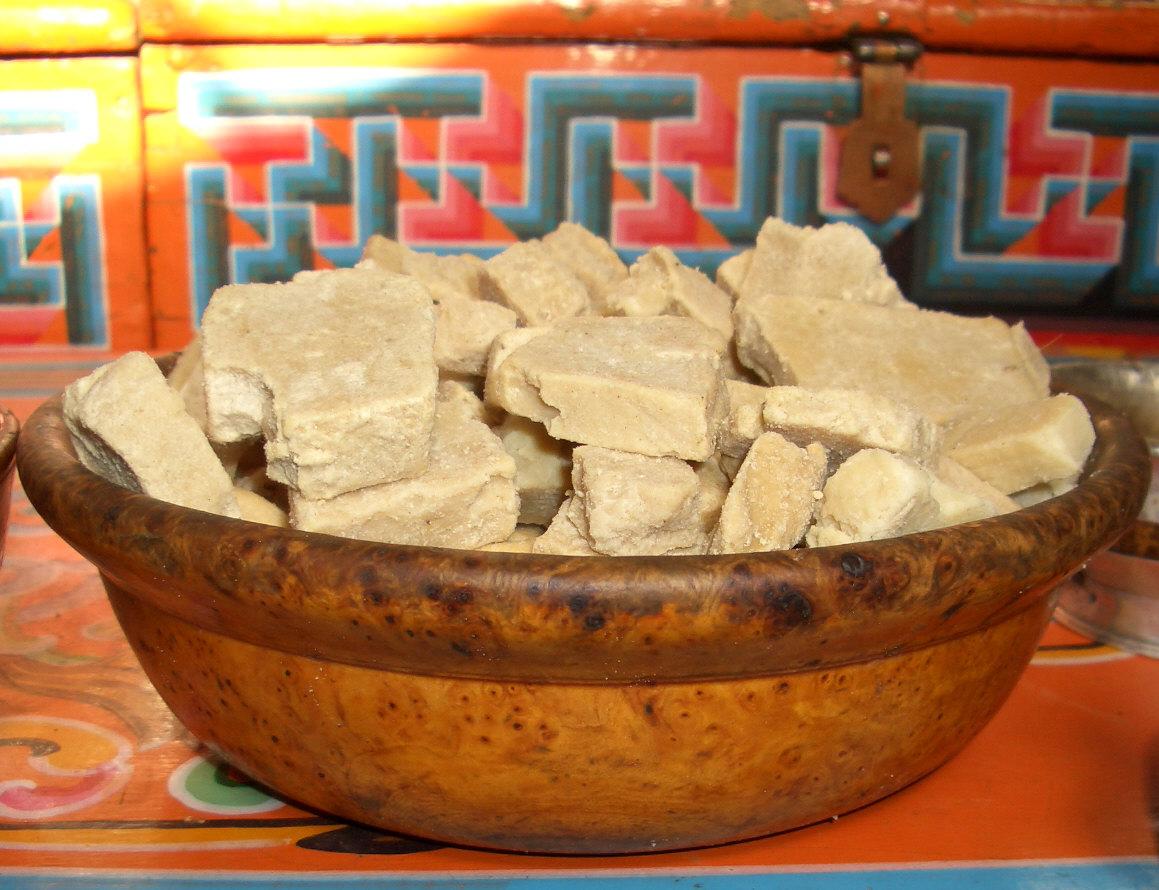 Aaruul Dried Curd Mongolia