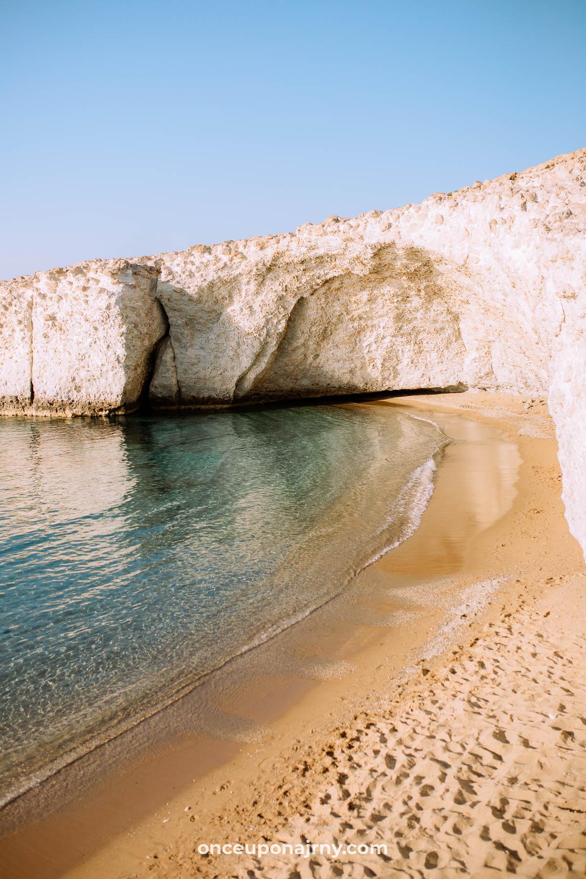 Alogomandra Beach Milos