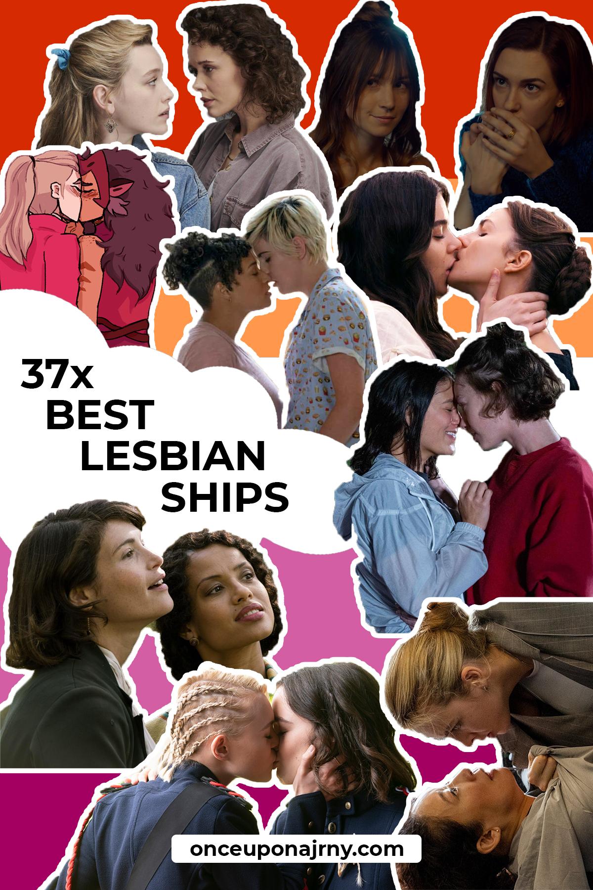 Best Lesbian Ships Ever