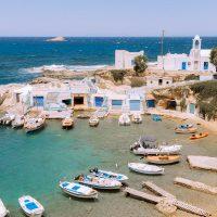 Milos Beaches Best Beaches in Milos