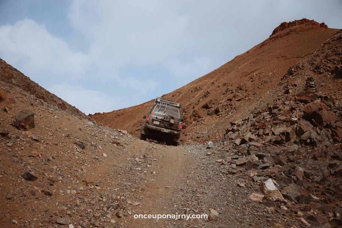 Off the beaten track 4x4 Mongolia tour