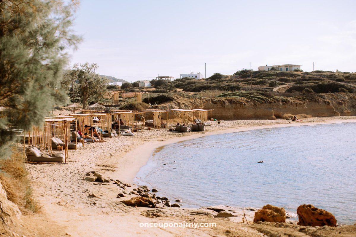 Pollonia Beach Hitana Milos