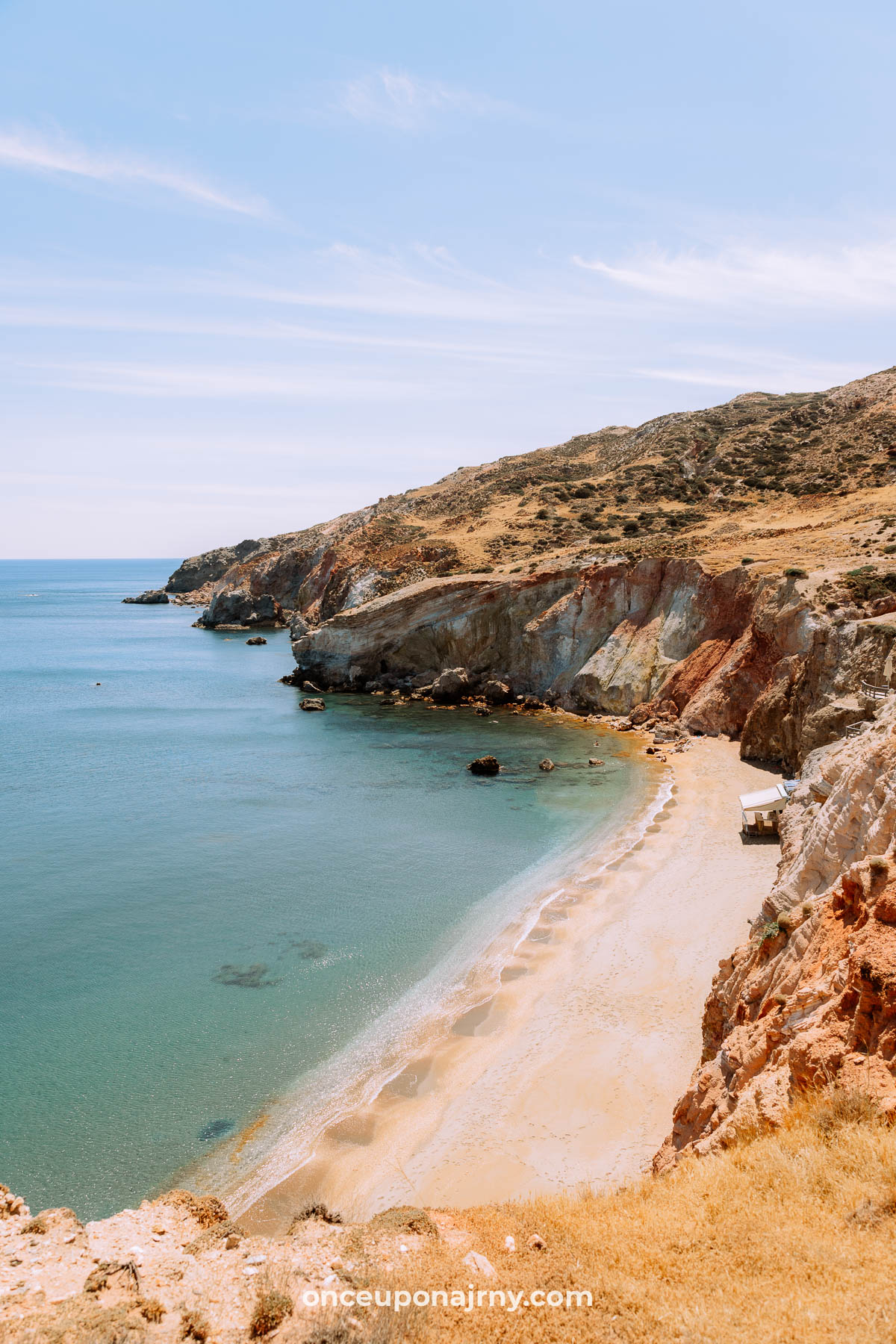 Tourlos Beach Milos