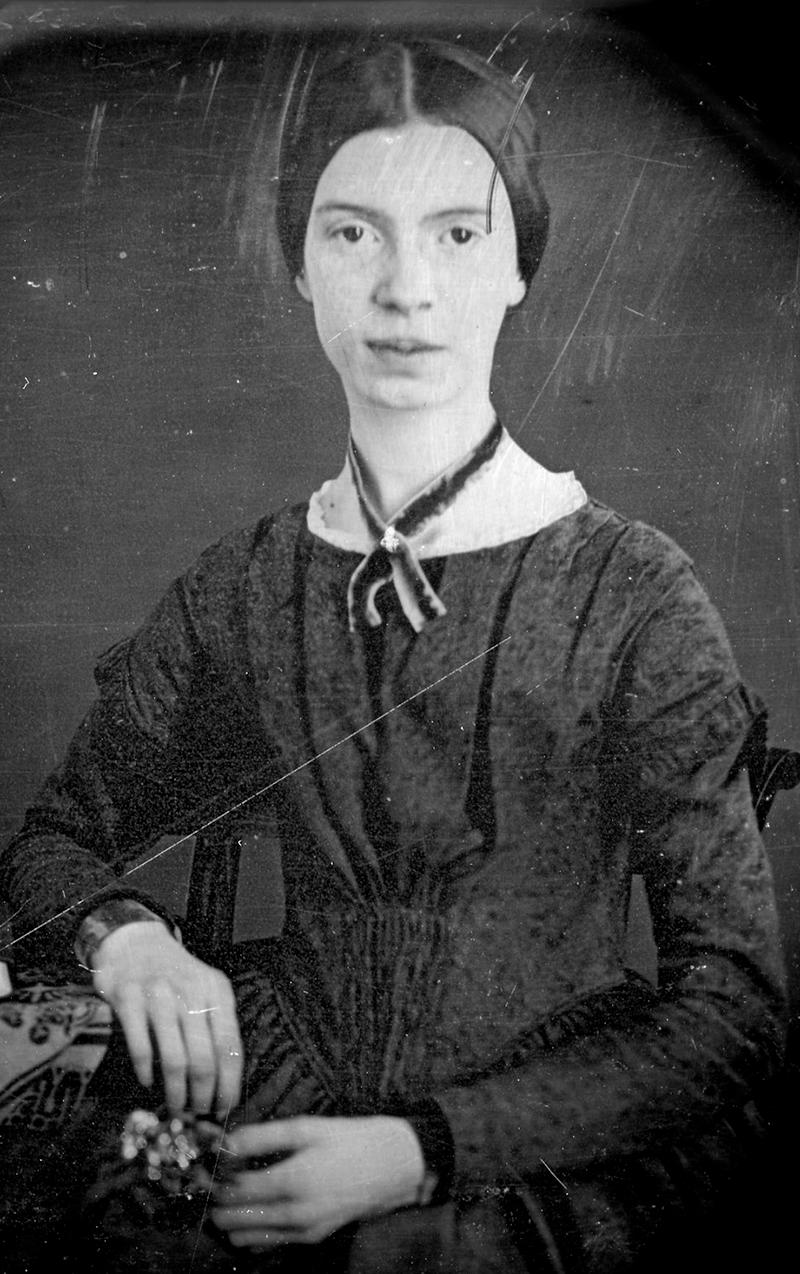 Emily Dickinson lesbian author