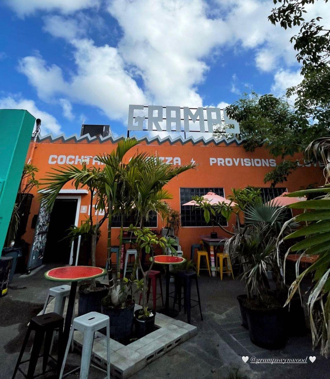 Gramps Miami photo by allseeingmedia