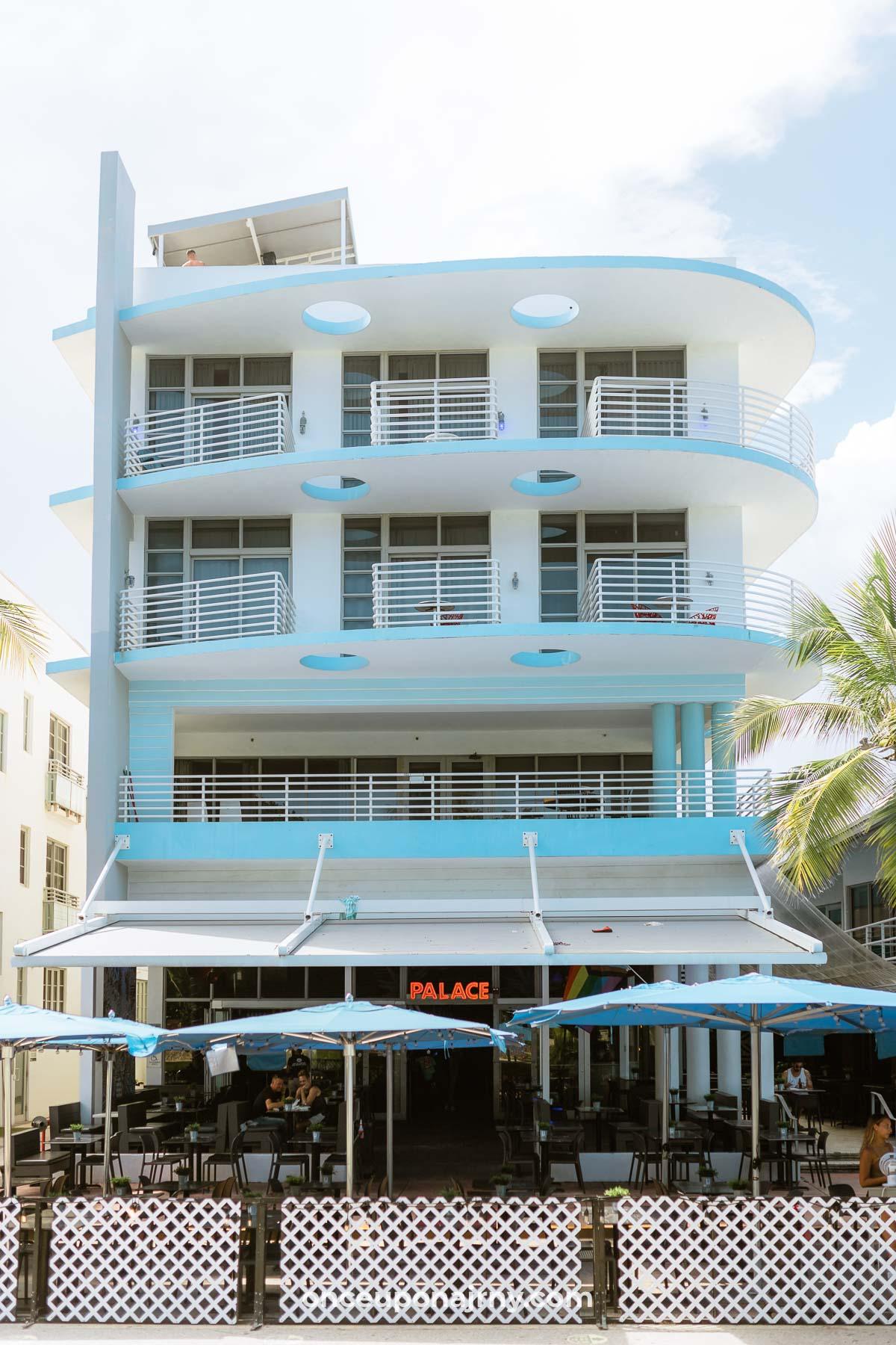 Palace Miami South Beach Drag Brunch