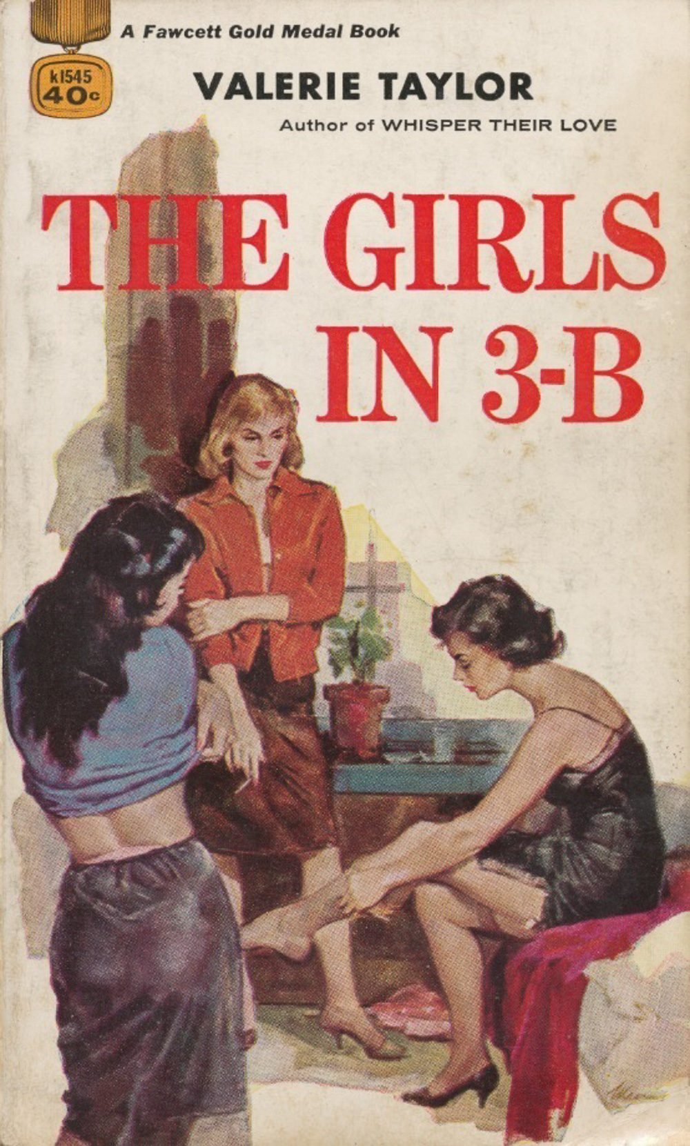 The Girls in 3B by Valerie Taylor